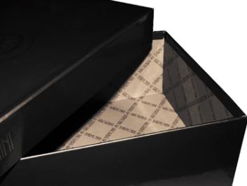 Ricoperture per scatole fasciate