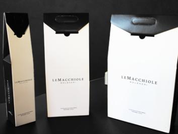 Packaging di scatole premontate e fasciate