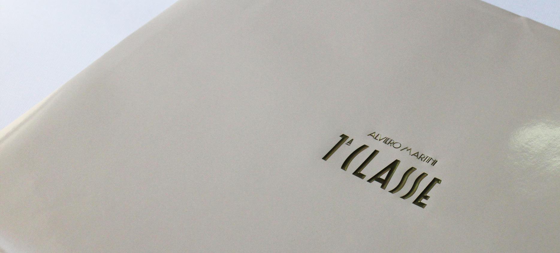 Scatole fasciate supergrafica tipografia