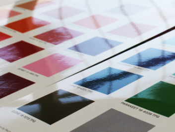 Cartelle / Mazzette colori